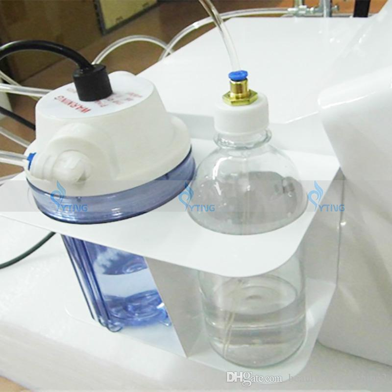 Profesyonel 3 1 Hydrafacial Hidro Su Dermabrazyon Elmas Mikrodermabrazyon Oksijen Jet Soyma Akne Cilt Bakımı Spa Salon Makinesi