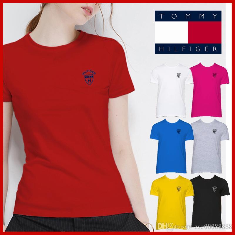 b5a5679c8ecb 2018 New Fashion MARVEL T-Shirt Ms Cotton Short Sleeve Casual T ...