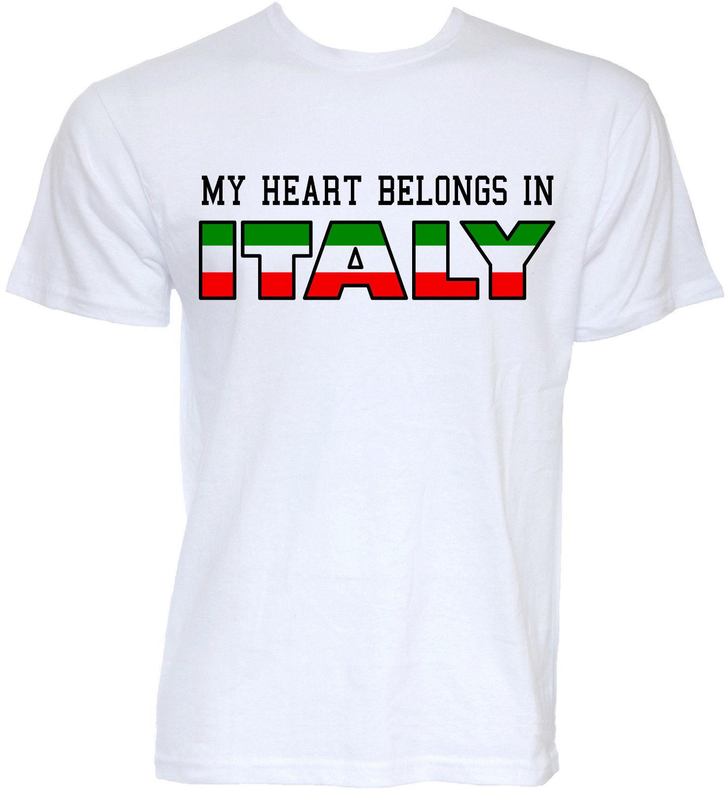 51fe651e Mens Funny Cool Novelty Italian Italy Slogan Flag Joke T Shirts Rude Love  Gifts O Neck Fashion Casual High Quality Print T Shirt Funny T Shirt  Awesome T ...