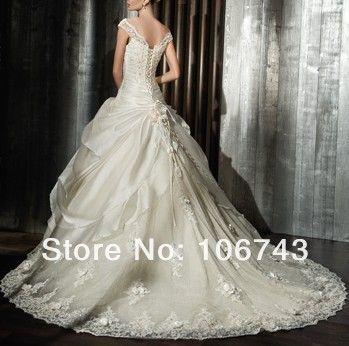 tulle lace bandage dress Sexy 2018 brides maid Neu traumhaftes Hochzeit Brautkleid in rhinestone wedding dress