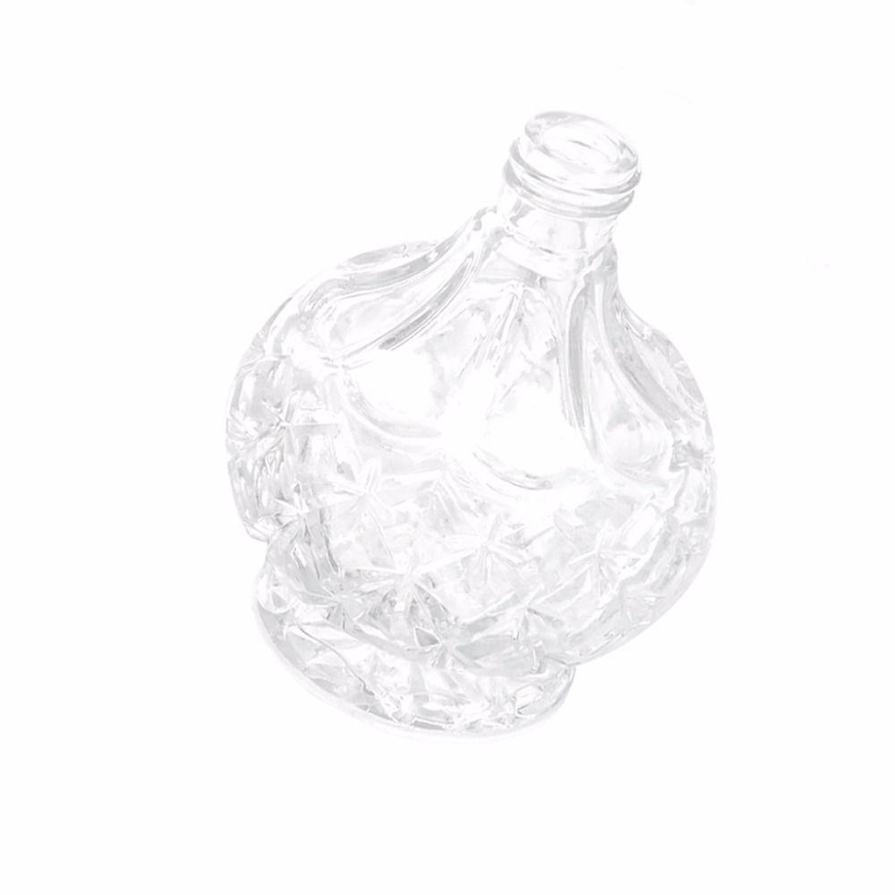 Venta caliente Moda Señora Vintage Botella de Perfume Largo Spray Atomizador Vidrio Recargable 80 ml Señora Regalo Vintage Botella de Perfume de Cristal