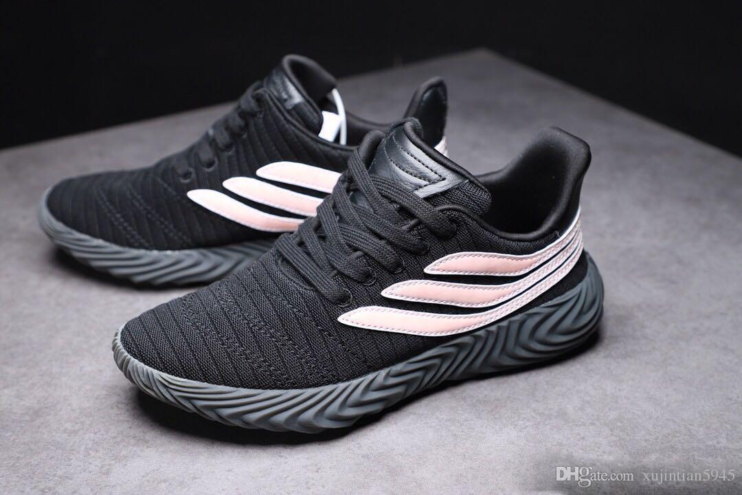 site réputé 1afee 09ce0 Adidas Sobakov running shoes Dernière couleur assortie 2018 gros chaussures  SOBAKOV nouvelles chaussures de loisirs sport 36-45 hommes et femmes ...