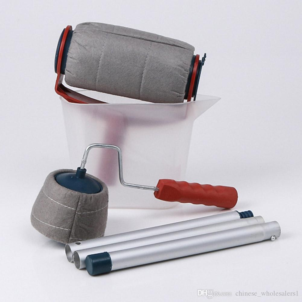Free Shipping Multifunction Household Wall Tool Paint Roller Set Decorating Painting Brush Tool Painting Accessories Home Use