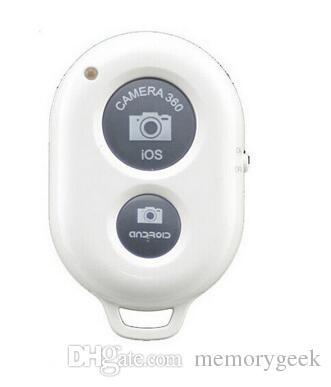 Útil sem fio bluetooth temporizador câmera do obturador controle remoto para iphone 5 6 para samsung inteligente android telefone fotografia