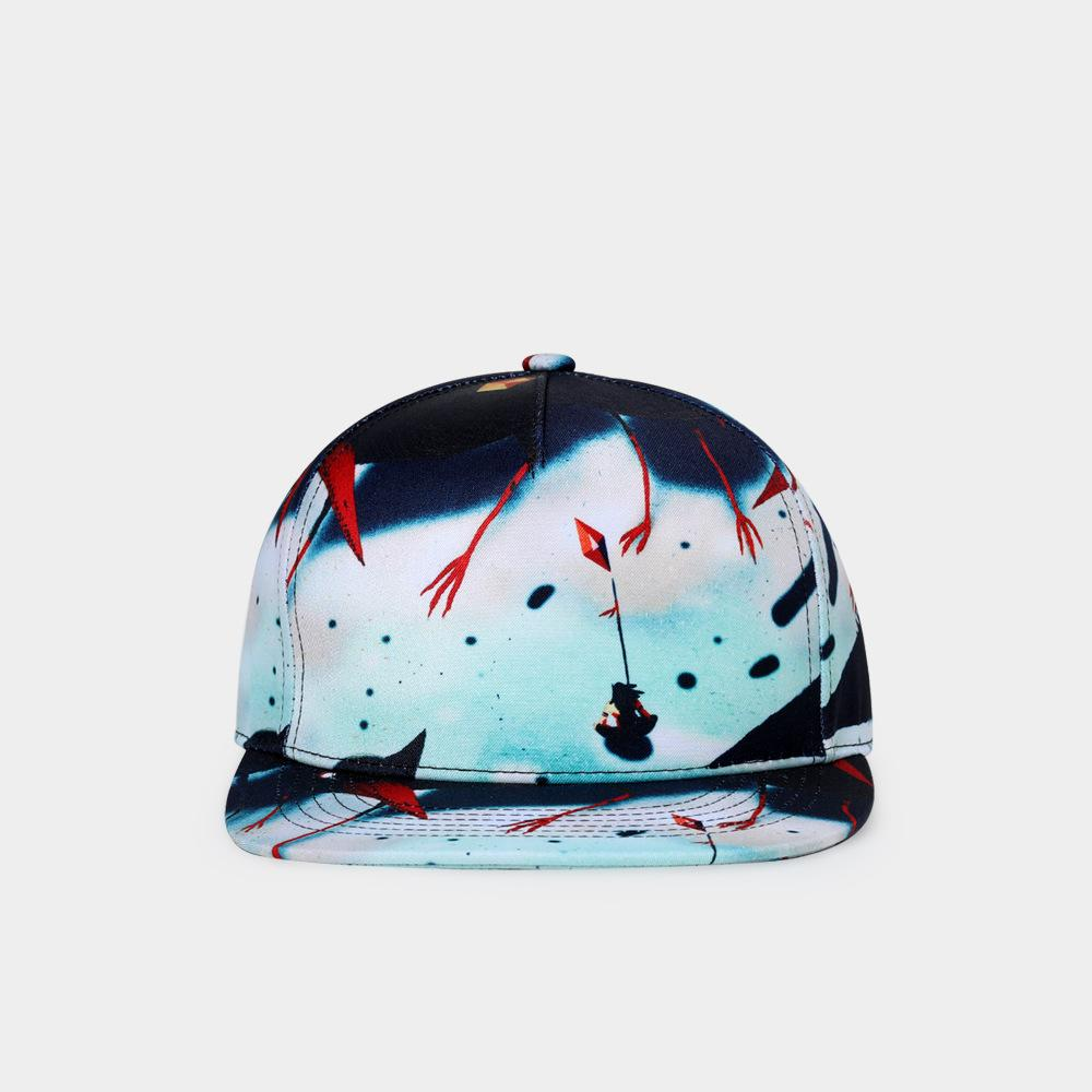 09ea62ec5bf NUZADA Cap Outdoor Trend Flat Hip Hop Hat Men And Women The Same ...