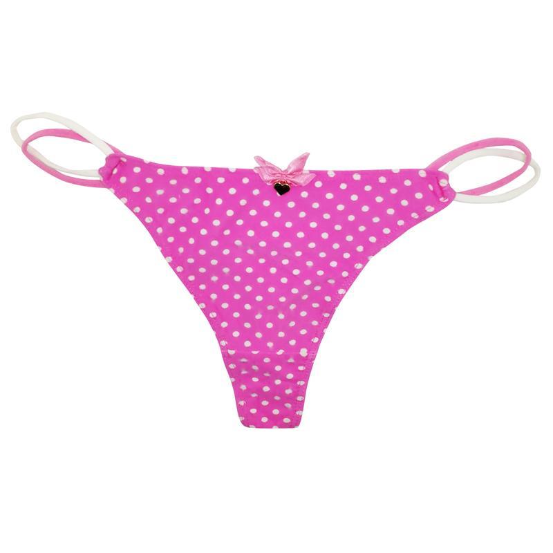 Gift full beautiful lace Women's Sexy lingerie Thongs G-string Underwear Panties Briefs Ladies T-back ah77