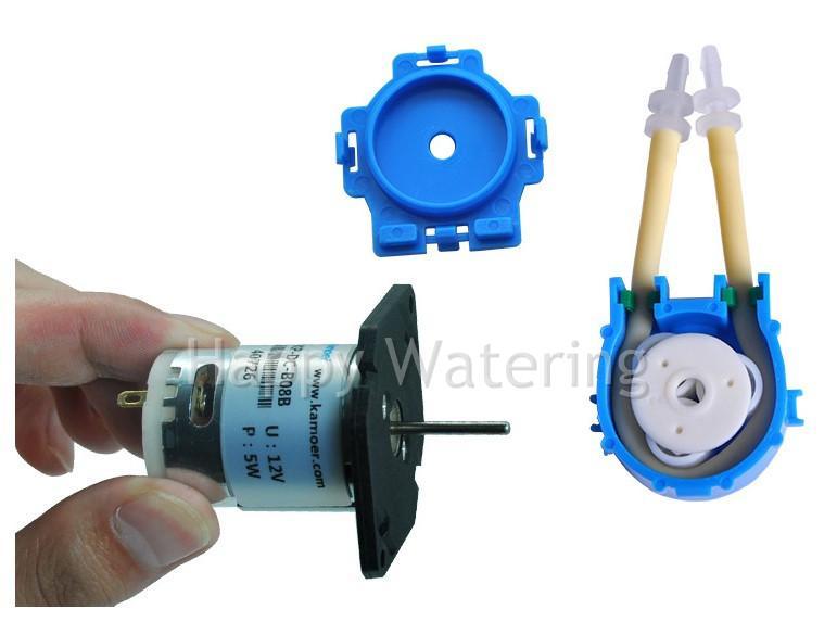 Dosing Pump Peristaltic Pump 12v Mini Dc Liquid Water Motor Pump Fish Tank Small Flow Rate And Low Pressure Peristaltic Pump Hot Products Hot Sale Travel & Roadway Product