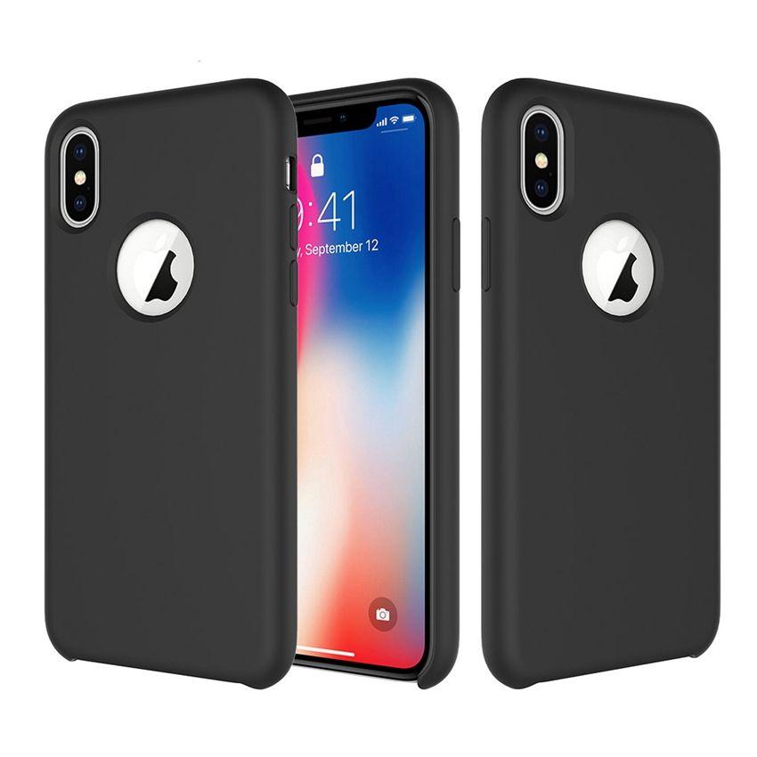 coque iphone x avec liquide