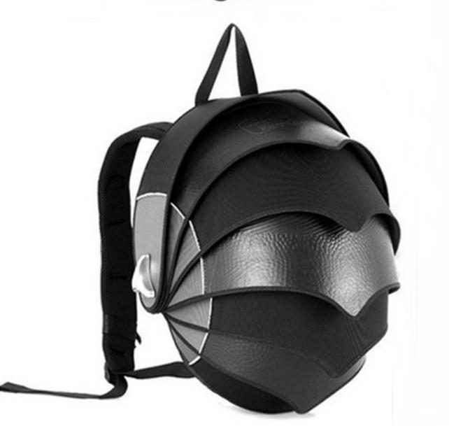 8e5a6d7b6a Rock Biker Riding Motorcycle Helmet Riding Backpack Bag Rucksack Backpack  Large Size Pangolin Trendy Protective Gear For Motorcycle Riders Protective  Gear ...
