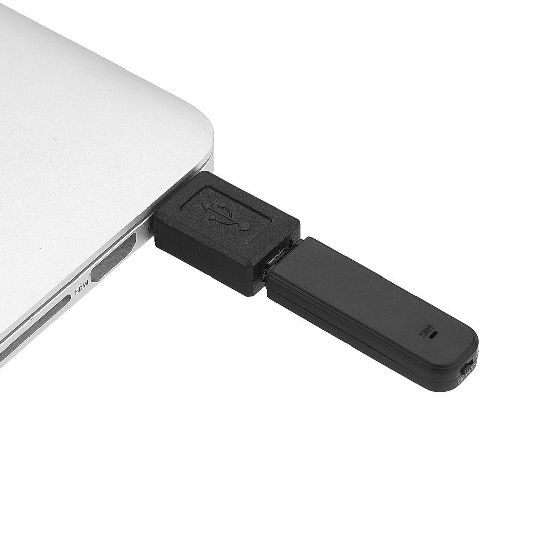 مسجل صوت رقمي على قرص USB OTG 8GB mini auido