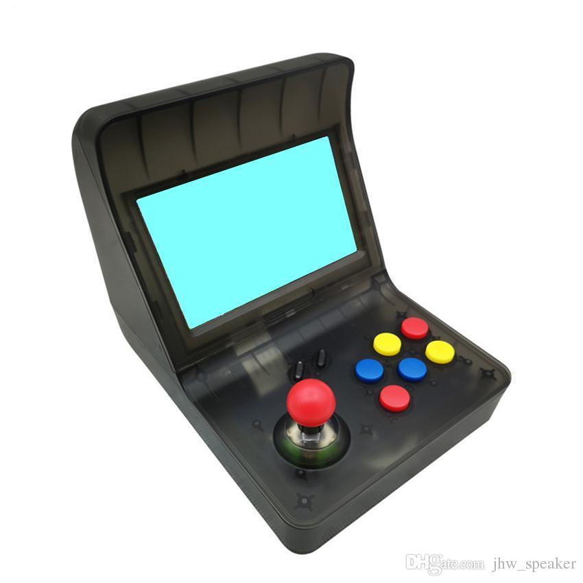 Compre Consola De Juegos Portatil Retro Arcade Mini 4 3 Pulgadas 64