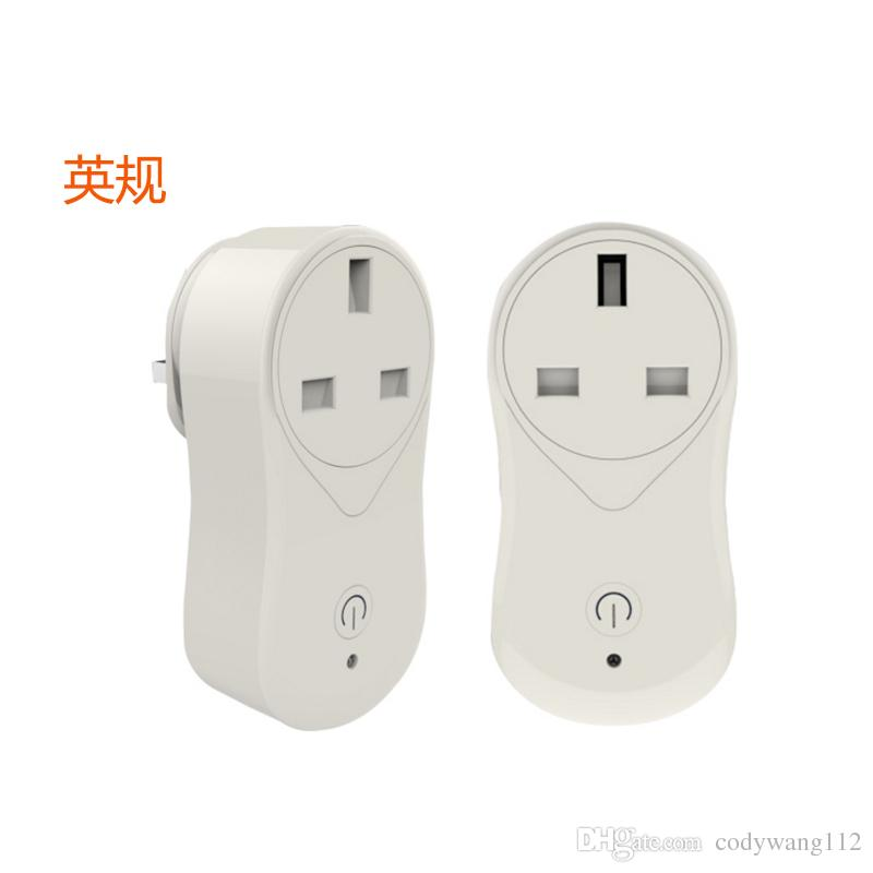 Smart Wifi Itead Socket Switch EE. UU. EE. UU. Plug Control remoto Wifi enchufe inteligente Outlet Interruptor de sincronización para Smart Home Automation