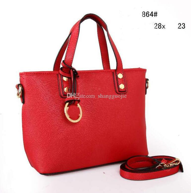 c6a9b989fa9 Hot Famous Designer Personality New English Letters Solid Color Chain Ladies  Fashion PU Bucket Bag Hand Shoulder Diagonal Italian Leather Handbags Pink  ...