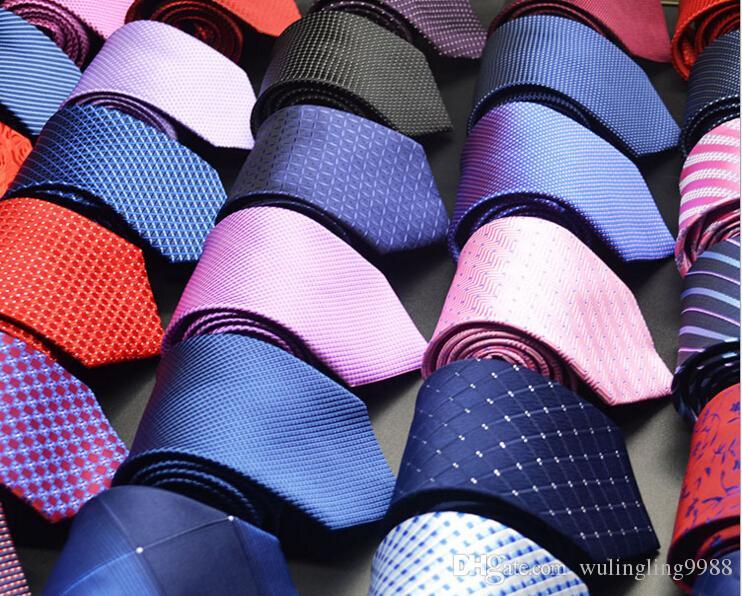 남성 넥타이 새로운 브랜드 남자 패션 도트 줄무늬 넥타이 Hombre 8cm Gravata 와이드 넥타이 클래식 비즈니스 캐주얼 그린 넥타이 남성 MOQ 20 개