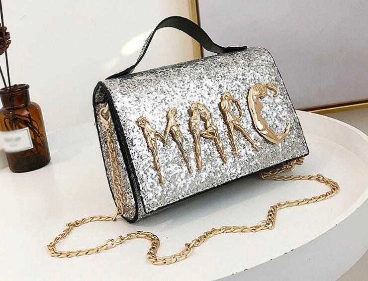 Aelicy 2018 New Women S Chain Messenger Bag Women Handbag Cross Body  Diagonal Leisure Bags Luxury Handbags Women Bags Designer White Handbags  Ladies Purses ... 87583be538774