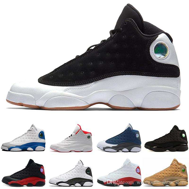 551addf5fb9 Cheap 2018 High Quality Shoes 13 XIII 13s Mens Basketball Shoes ...