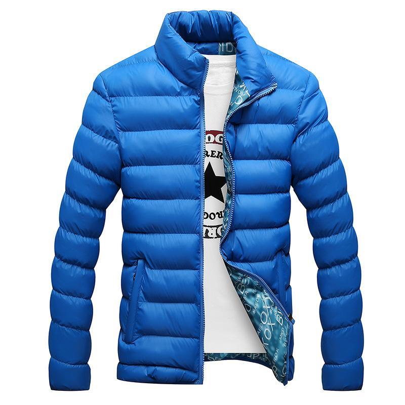 ae9432659098 Großhandel Slim Fit Jacken Parka Herren Outwear Dicke Jacken Mäntel Herren  Windbreak Herren Winter Und Mäntel Casual Male Cotton Mäntel Von Philipppe,  ...