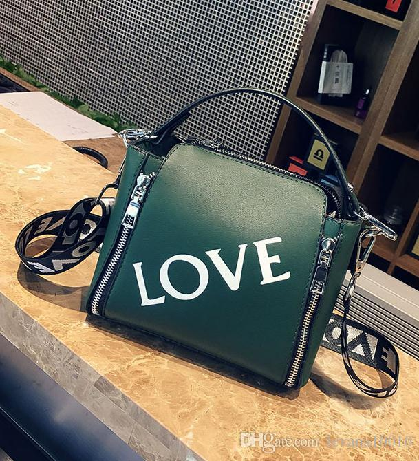 2018 New Fashion Woman Shoulder Bags Luxury Handbags Women Bags Designer High Quality PU Totes Women Mujer Bolsas