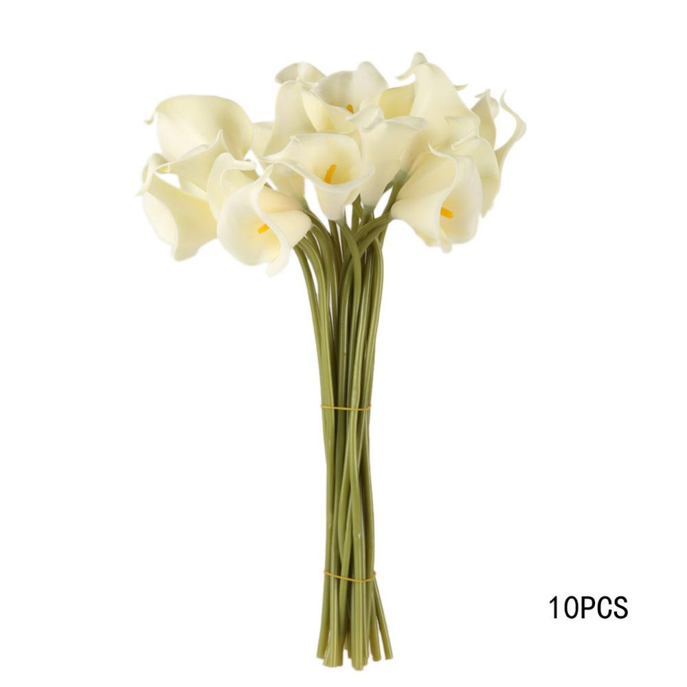 2018 calla lily artificial flowers cheap latex calla lily for home 2018 calla lily artificial flowers cheap latex calla lily for home decoration wedding party supplies bridal bouquet artificial flowers from izmirmasajfo