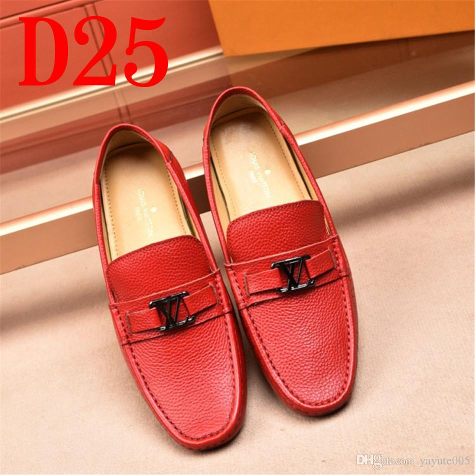 a4eb2977146 Summer Men Shoes Casual Luxury Brand Mens Penny Loafers Leather Half  Slipper Slip On Italian Driving Shoes Men Moccasins Canada 2019 From  Yayute005