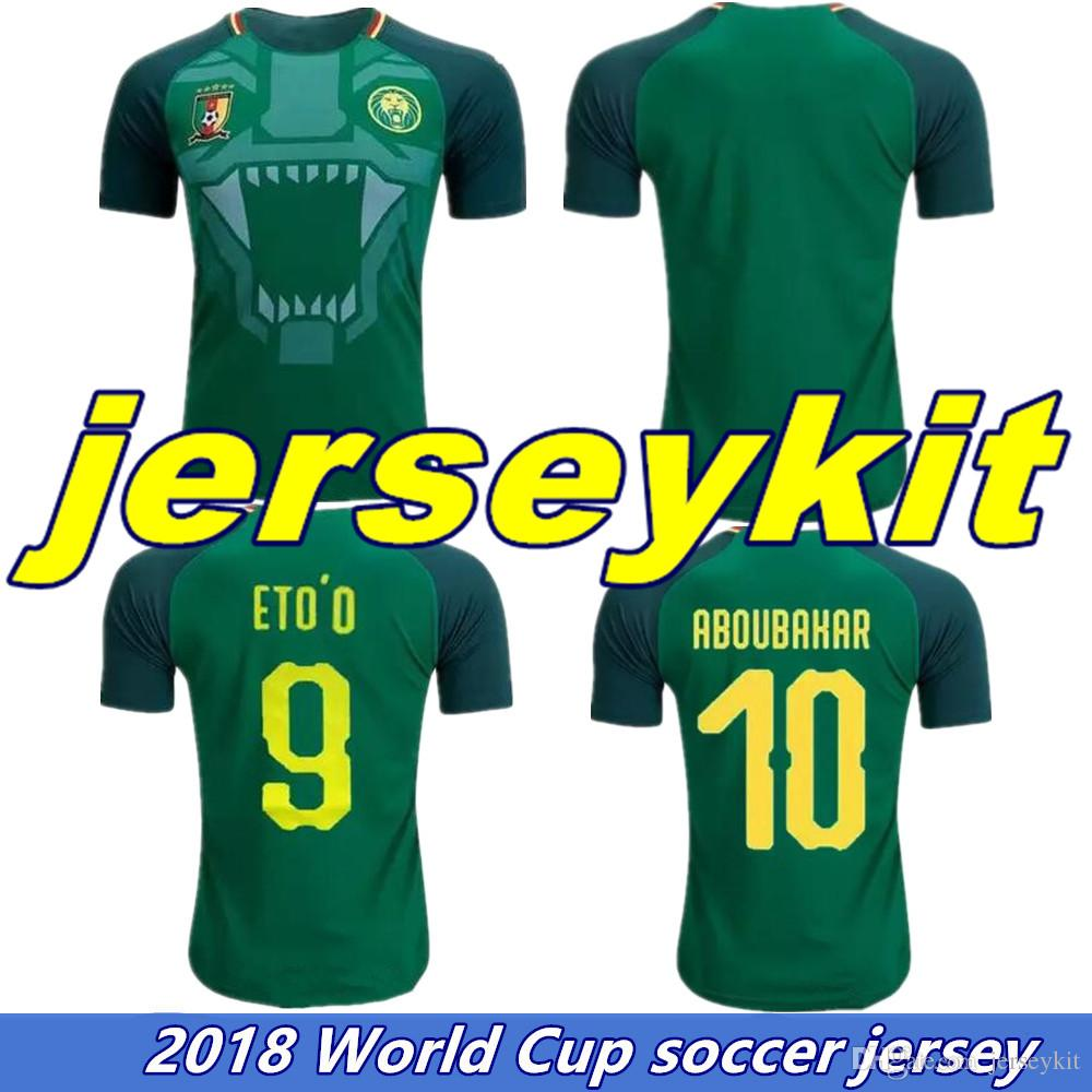 Top Cameroon World Cup 2018 - 2018-world-cup-cameroon-home-green-soccer  Graphic_655033 .jpg