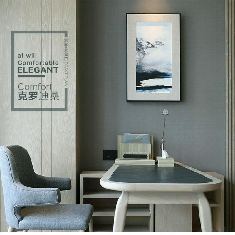 Acheter 10M Couleur Unie Papier Peint Décoration Pour Magasin, Salle ...
