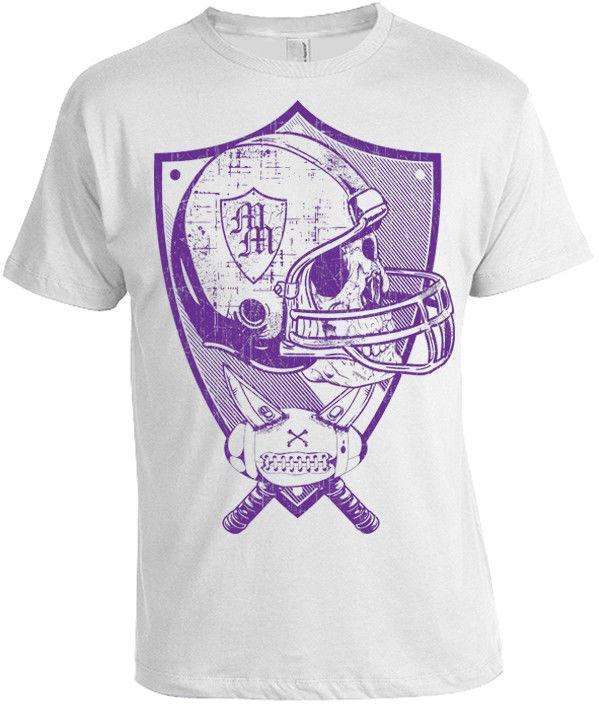 Compre Média Máquina T Shirt Dos Homens Das Mulheres De Futebol Americano  Eua Retro Angustiado Vintage De Pxue3301 2aba155f197
