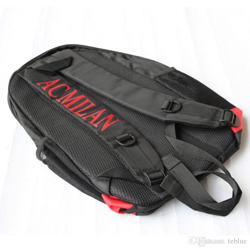 Real Madrid bags football soccer back pack outdoor sports bag soccer fans souvenir bag backpack sport bags for men