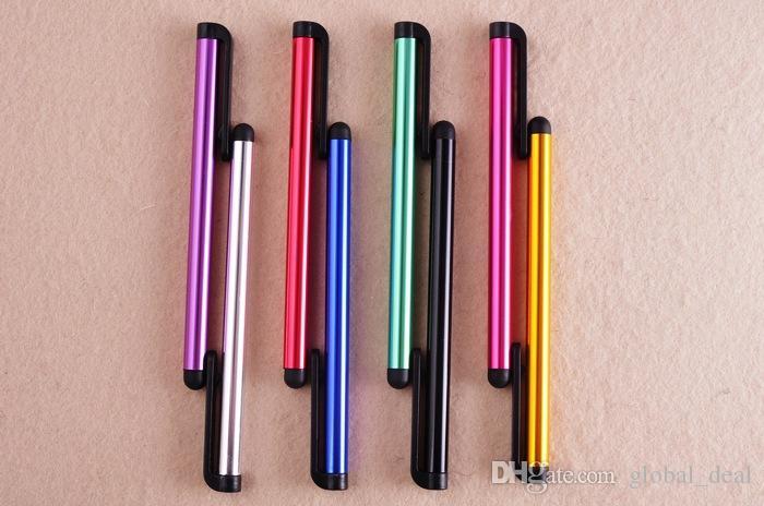Kapazitiver Schreibkopf-Feder-Touch Screen Feder für ipad Telefon / iPhone Samsung / Tablette PC DHL geben Verschiffen frei
