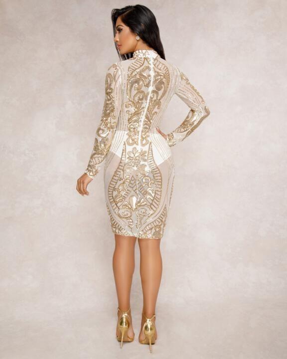 5659dd6fd18 Acheter Femmes Robe Nouvelles Robes D été Eliacher Marque Plus La Taille  Casual Vêtements Pour Femmes Soirée Robes Midi Robes 6225 De  31.76 Du ...