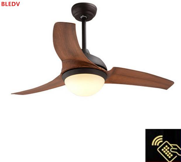 retro ceiling fans 1950's 2018 wholesale high quality american retro ceiling fans simple european style led remote control fan lights from happylights 32868 dhgatecom