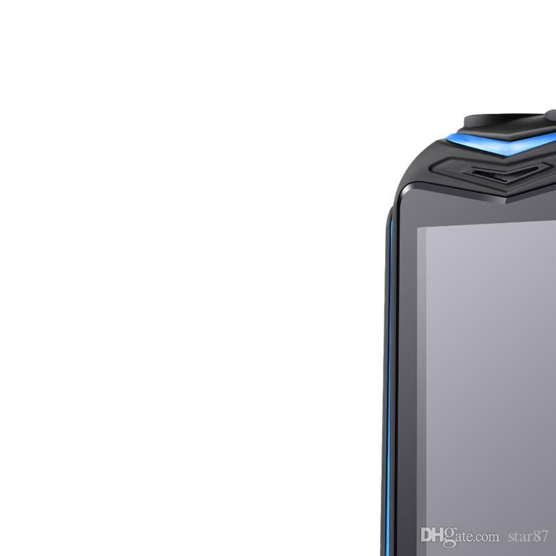 Unlocked Original T3 Flashlight Dustproof shockproof old man mobile phone Dual sim card Torch Long Standby PowerBank outdoor cell Phone