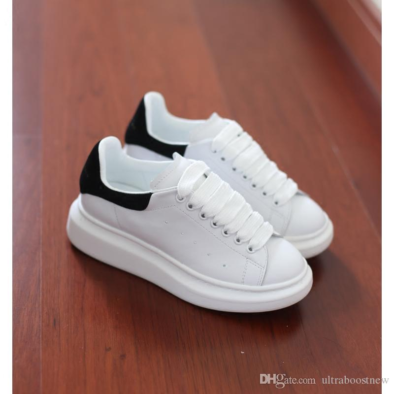 New Luxury Brand women designer sneakers casual shoes with top quality dress shoes genuine leather lace up running shoes for sale 35-41