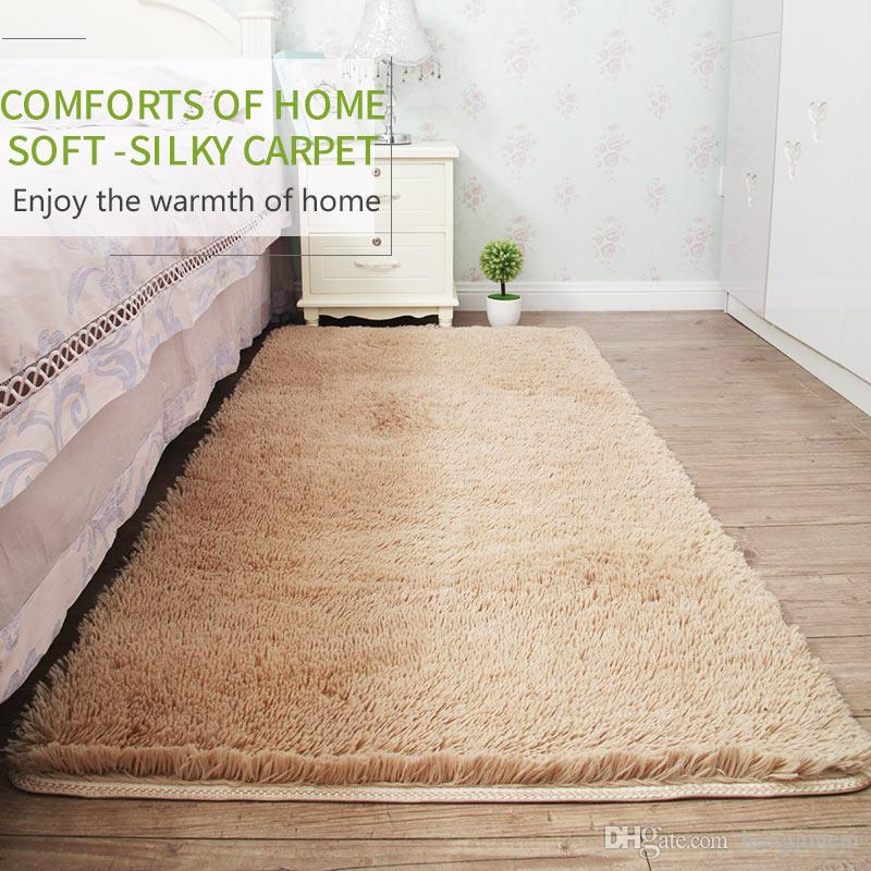Soft Comfortable Anti Slip Living Room Carpets And Area Rug For ...