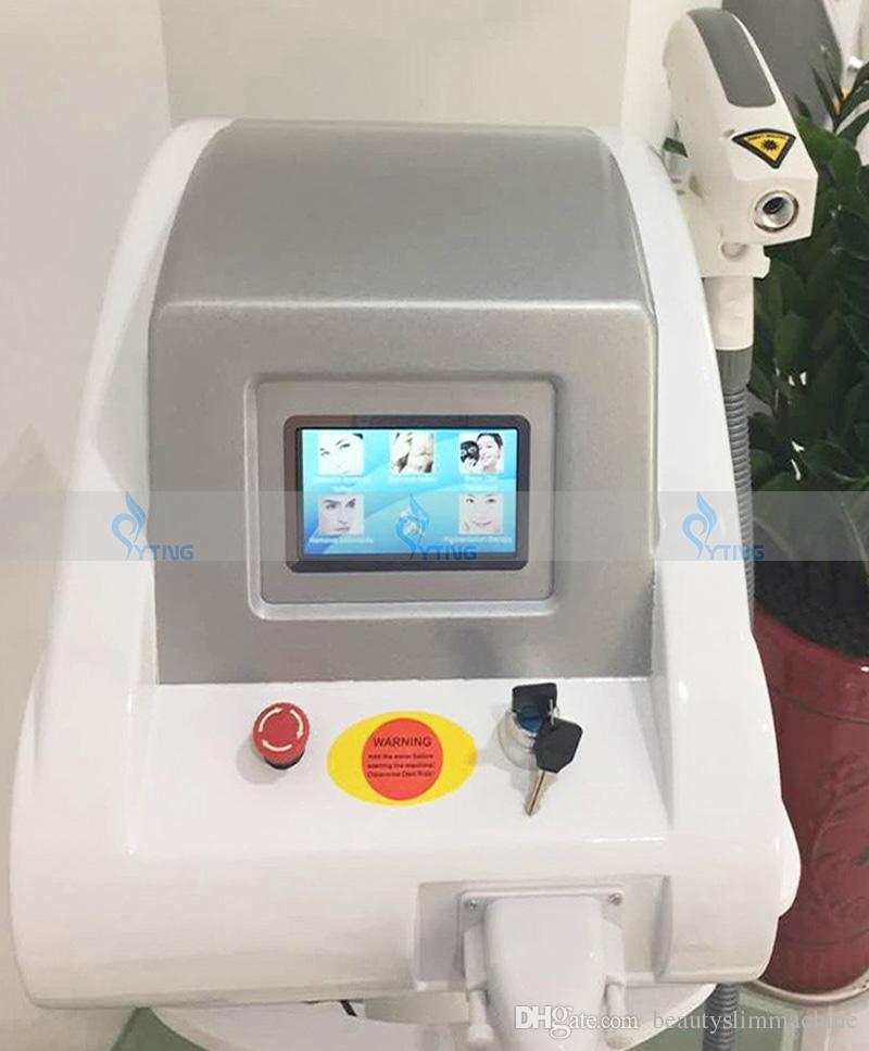 1000w Touch Screen Nd Yag Laser Beauty Equipment Scar