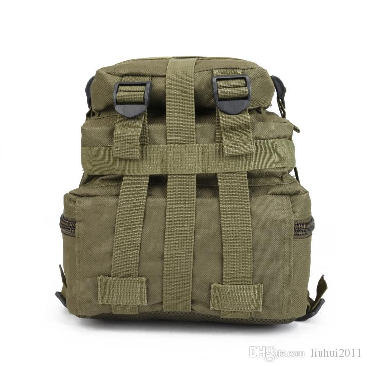 New Outdoor 30 Liter 3P Tactical Military Travel Camping Hiking Backpack Tactica BL-008