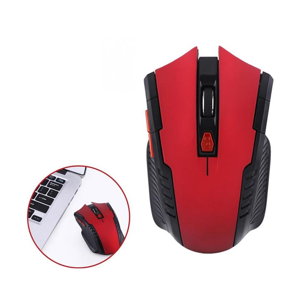 2.4GHz 1200 DPI USB Wired Optical Gaming Mouses Pro Gamer Mice For PC Laptop