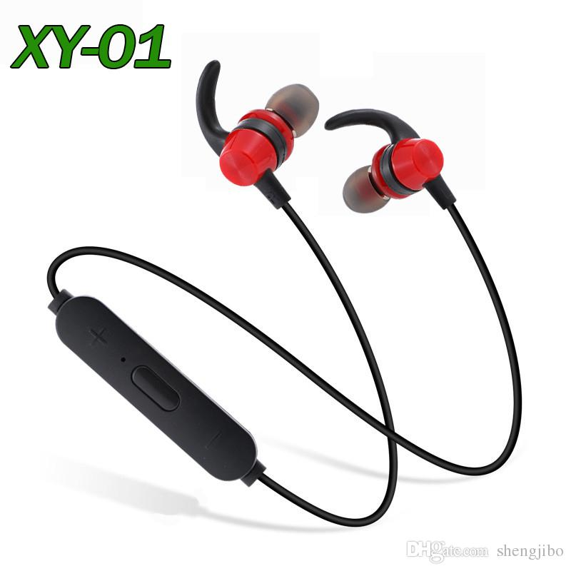2fb7e309361 New XY 01 Bluetooth Earphone Magnetic Suction Sport Running Wireless  Headphone 50 Cent Headphones Best Earbuds Under 50 From Shengjibo, $5.13   DHgate.Com