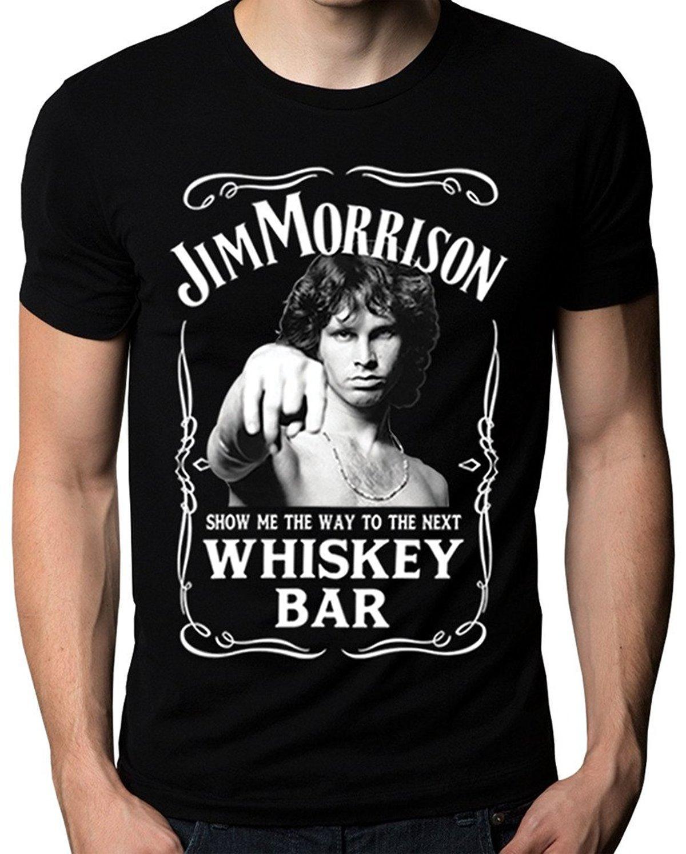 Official The Doors LA Woman NEW Unisex Graphic T-Shirt Band Merch Rock  American T Shirt Tops Summer Cool Funny T-Shirt