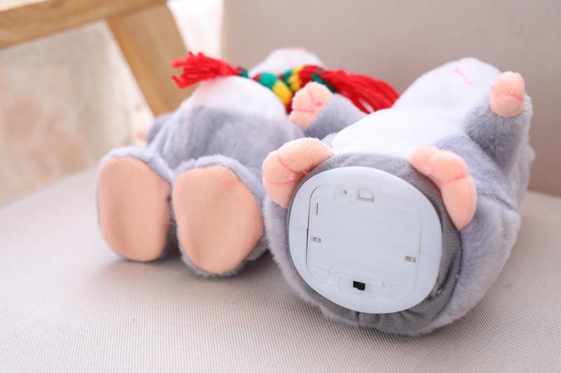 Großhandel Weihnachten Reden Hamster Maus Haustier Plüschtier ...