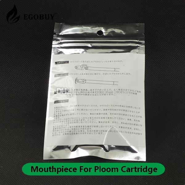 / ploomtech Mundstück PP Drip Plastikspitze für Ploom tech Verdampferbehälter Zerstäubern Patrone Mundstück hotsale Japan Korea
