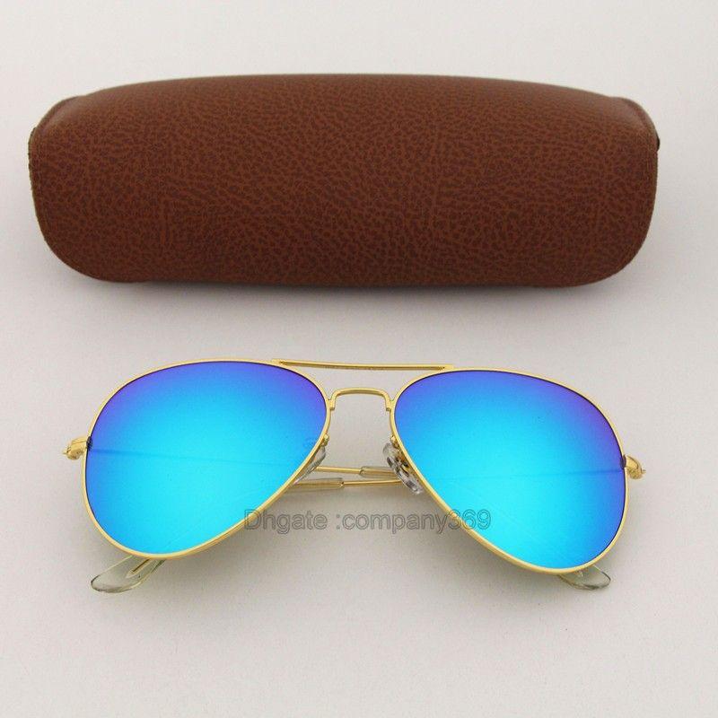 En kaliteli Turuncu Colorfull lens pilot Moda Erkekler ve Kadınlar Için Güneş Gözlüğü Vassl Marka tasarımcısı Vintage Spor Güneş gözlükleri ...