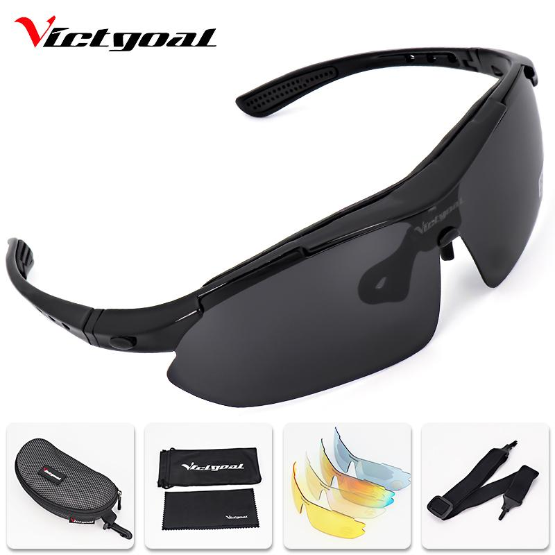 8b1276f01a1 2019 VICTGOAL Cycling Glasses Polarized Cycling Goggles UV400 Bike  Sunglasses Men Women Kid Sport Bicycle Eyewear MTB Myopia 5 Lenses From  Enhengha