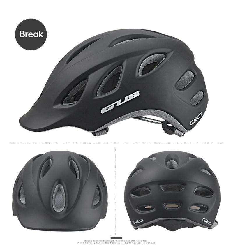 Road Cycling Bicycle MTB Helmet Ultralight Bike Safety Helmet With Vent White