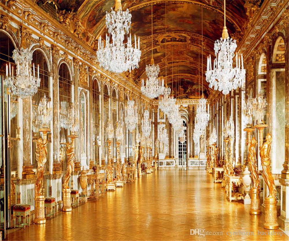 2019 Luxury Palace Crystal Chandelier Wedding Party ...
