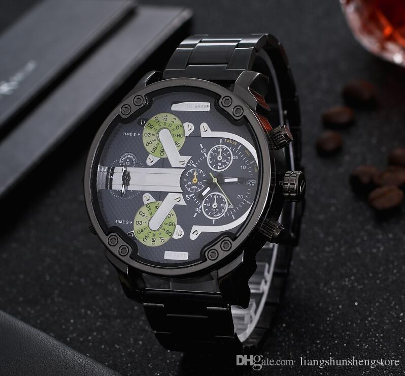 3a4817aa0319 DZ Watches Luxury Men s Sports Quartz Watches For All Man Military ...