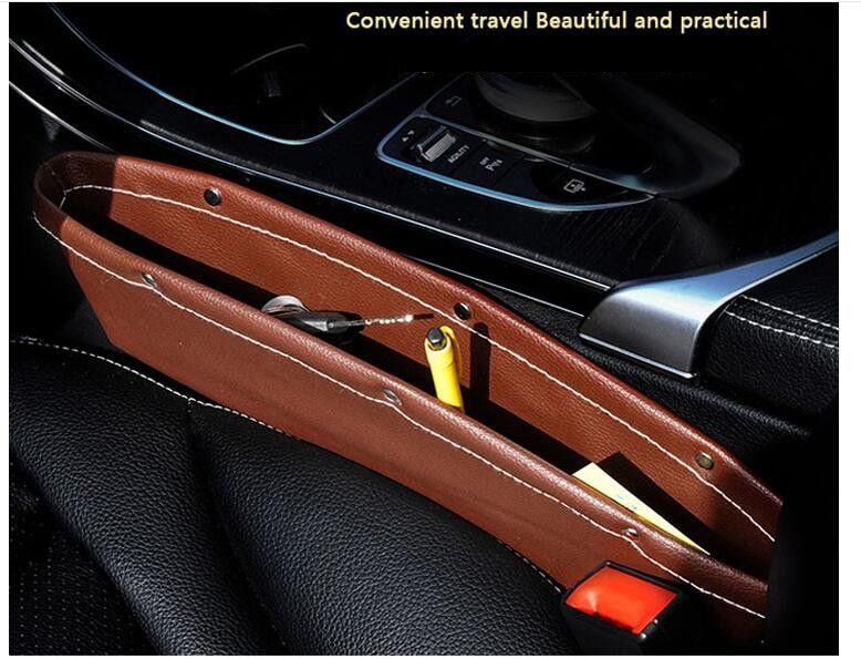 Коробка для сидения в автокресле снабжена универсальным автомобильным слотом, многофункциональным автомобильным ящиком