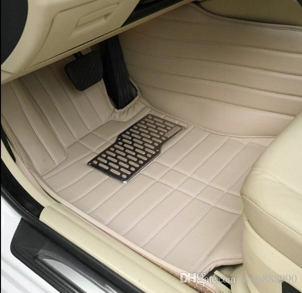 2018 Custom Made Car Floor Mats For Audi A1 8x S1 A3 S3 Rs3 8p 8v A6