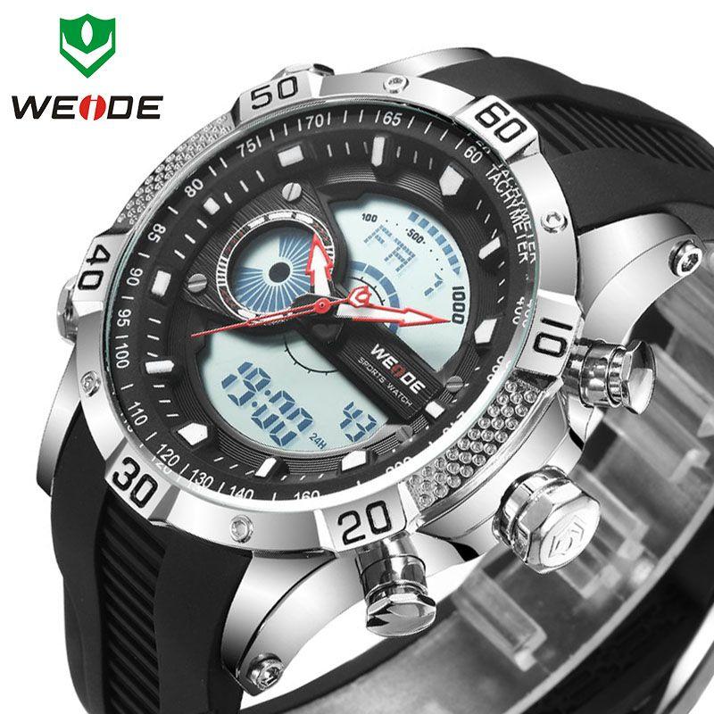 Uhren Neue Uhren Hombre Gummi Band Frauen Männer Digitale Uhren Sport Handgelenk Digitale Uhren Männer Luxus Marke Tropfen Verschiffen
