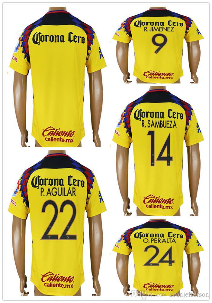 new style 19163 24b54 australia america 14 rsambueza blue soccer club jersey b5bd6 ...